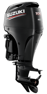 Suzuki DF100B Black