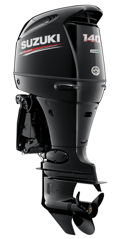 Suzuki DF140AT Black