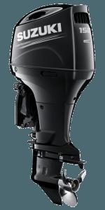 Suzuki DF150AP Black