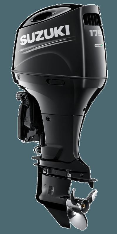 Suzuki DF175AP Black