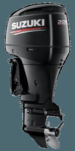 Suzuki DF225 Black