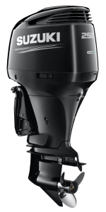 Suzuki DF250AP Black