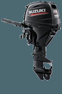Suzuki DF25AL Black