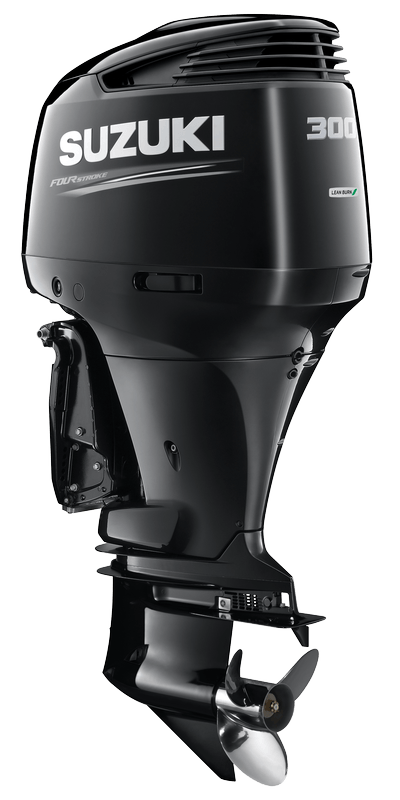 Suzuki DF300AP Black