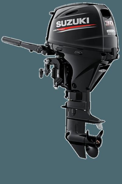 Suzuki DF30AL Black