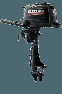 Suzuki DF4A Black