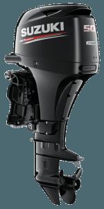 Suzuki DF50A Black
