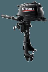 Suzuki DF5AS Black