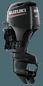 Suzuki DF60AV Black