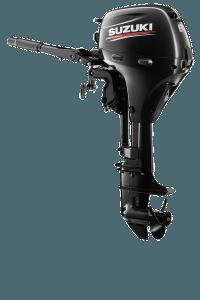 Suzuki DF8AS Black