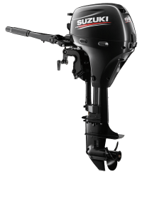 Suzuki DF9.9AS Black