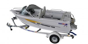 Quintrex 430-Fishabout-Pro-Package