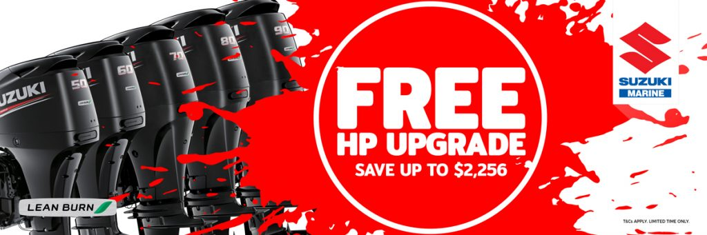 Suzuki Free HP Upgrade