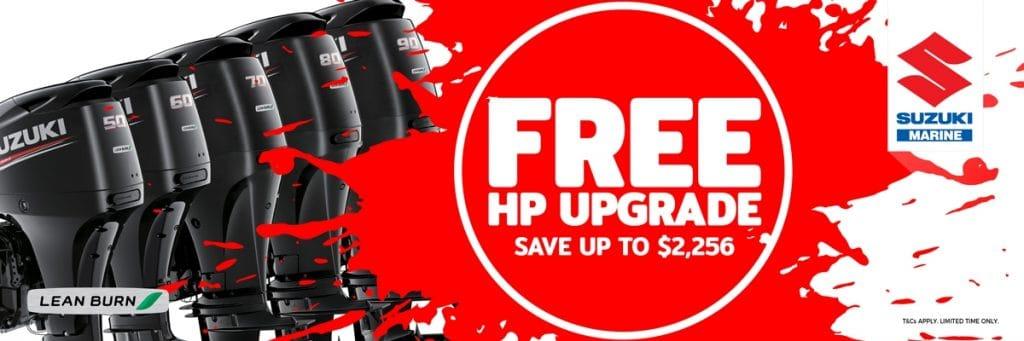 Suzuki Free HP Upgrade