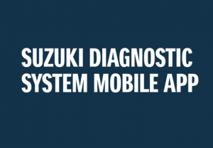 Suzuki Diagnostic App