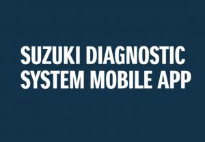 Suzuki Diagnostic App